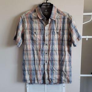 Kuhl Plaid Shirt